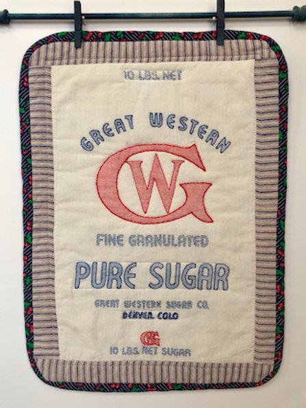 2. Great Western Pure Sugar