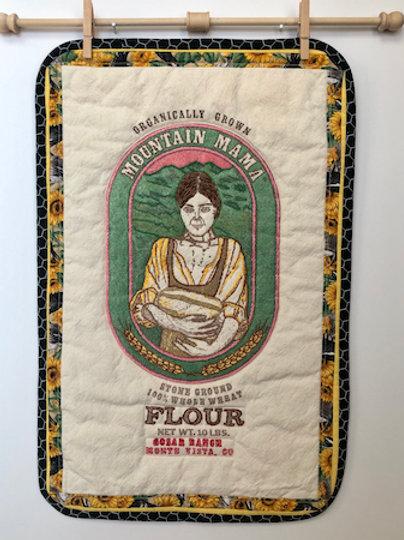 15. Mountain Mama Flour