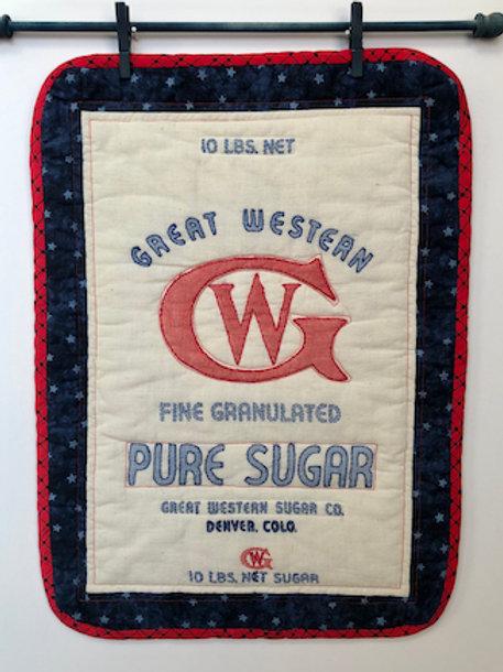 6. Great Western Pure Sugar