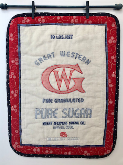 10. Great Western Pure Sugar