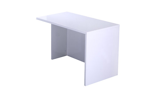 Universal High Gloss White Return Unit (WxDxH) 1000x600x730mm