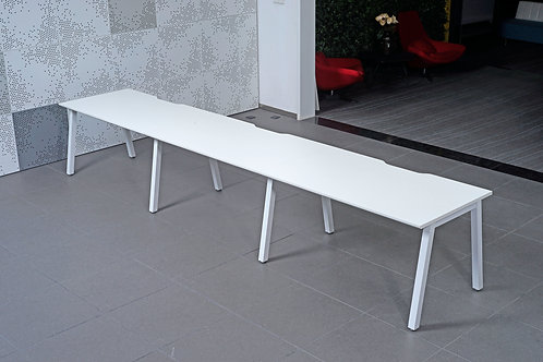 Bench 1600mm Single Desk Add-On (WxDxH) 1600x800x730mm