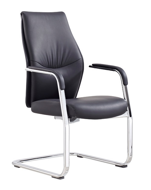 Medium back conference chair