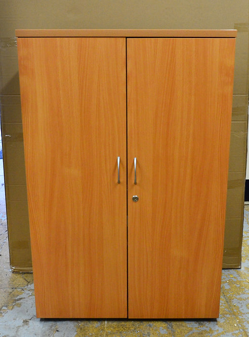 2 door wooden Cupboard in Beech