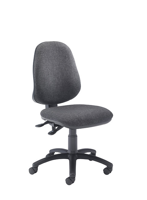 Prism High Back Operator Chair with Asynchro Mechanism