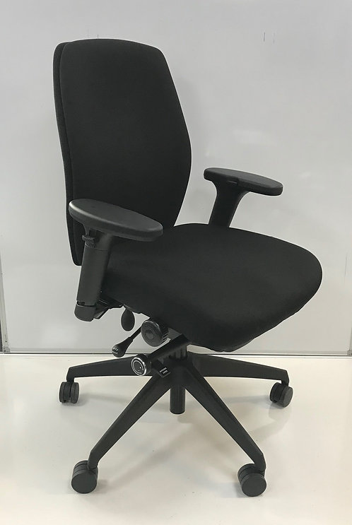 Posturite executive medium back armchair