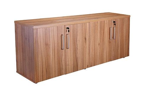 Alto Executive Four Door Credenza Unit (WxDxH) 1800x450x730mm