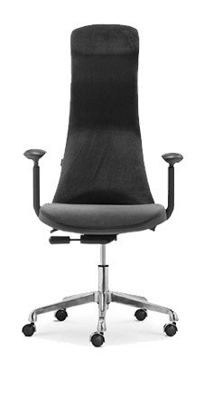 High back executive task chair