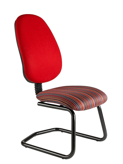 Deluxe cantilever chair