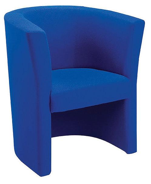Encounter Single Tub Fabric Seat Blue