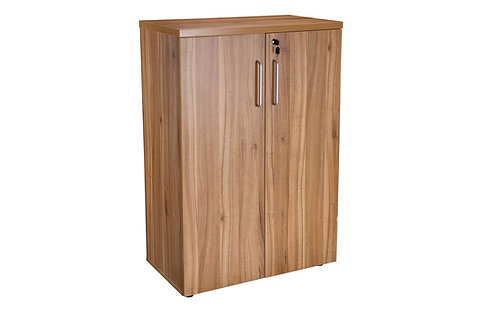 Alto Executive 1200mm Cupboard with 2 Shelves (WxDxH) 800x450x1200mm