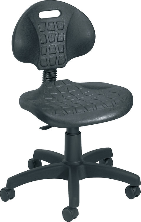 Poly Operator Chair Black