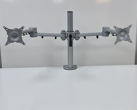 Vision HD double monitor riser arm