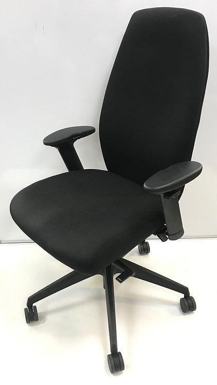 Posturite executive high back armchair