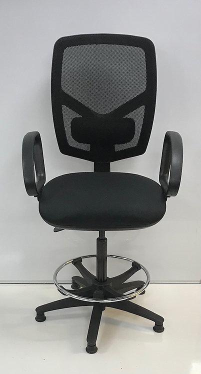 Gresham Platinum draughtsman's chair