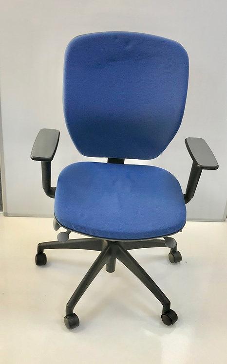 ORANGEBOX Joy, Light Blue operators armchair