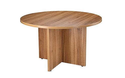 Alto Executive 1200mm Diameter Table with Arrowhead Base (DxH) 1200x730mm