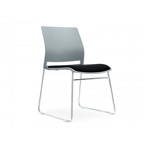 Verse Multiprurpose Stacking Chair Fabric Seat