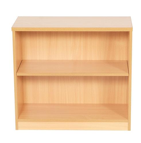 Desk High Bookcase With 1 Shelf (WxDxH) 800x360x730mm
