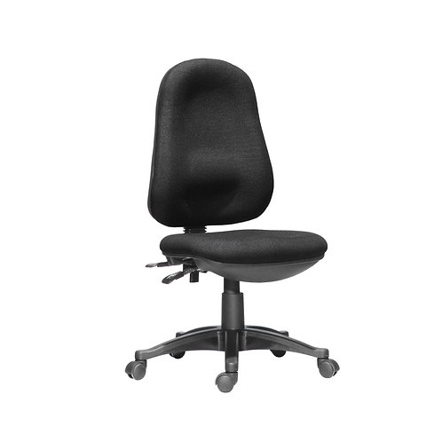 High Back Twin Lever Operator Chair