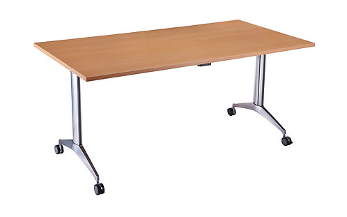 Fliptop Table With Frame (WxDxH) 1600x800x750mm
