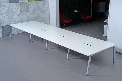 Bench 1200mm Back To Back Desk Add-On (WxDxH) 1200x800x730mm