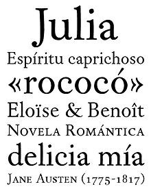 Julia, Heidi Puon