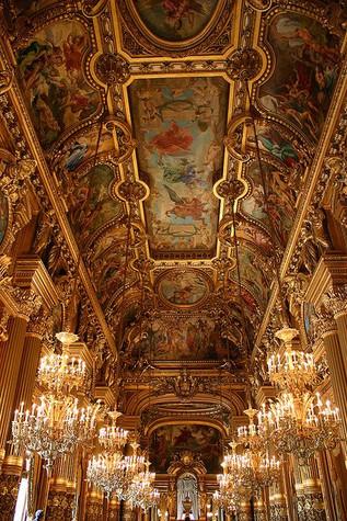 Paris Opera House (Palais Garnier) - Fra