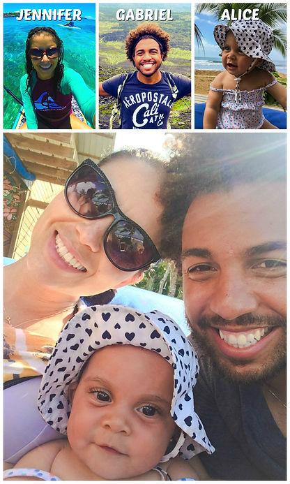 Voici la famille Ethier-Séguin qui vous offre ses conseils et coups de coeur de voyage!