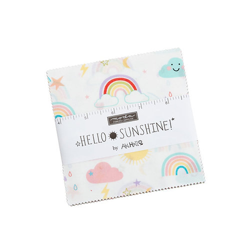 Hello Sunshine Charm Pack by Moda