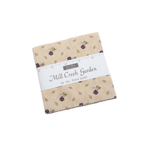 Mill Creek Garden Charm Pack