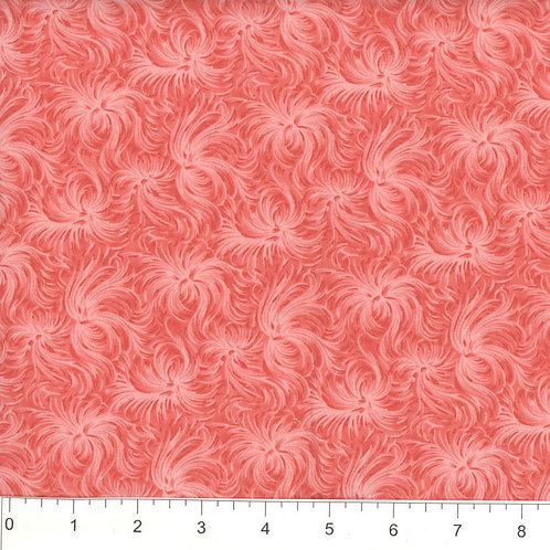 "108"" Wide Back Day Dream - Coral"