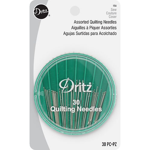Assorted Quilting Needles