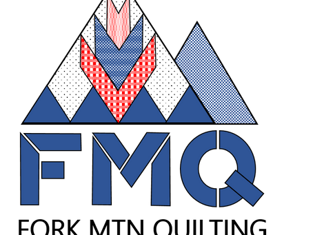 FORK MTN QUILTING is up and running!!
