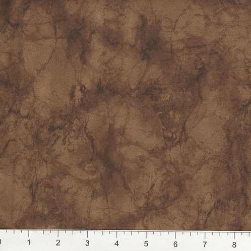 """108"""" Wide Back Marble - Brown"""