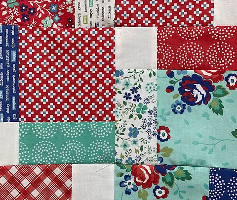 May 14th & June 11th -9 Patch Picnic Quilt