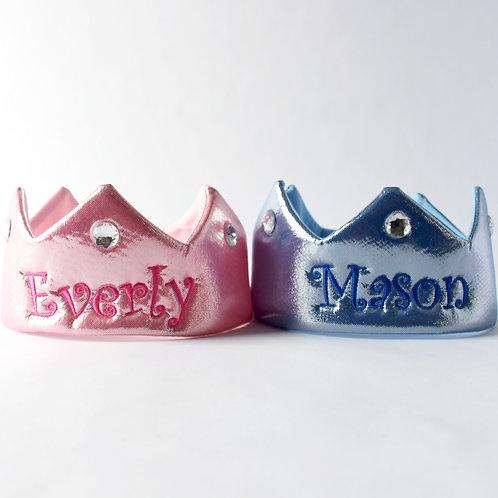 Satin Crowns