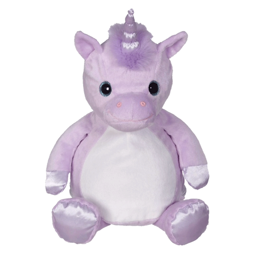Birth Stat Purple Unicorn