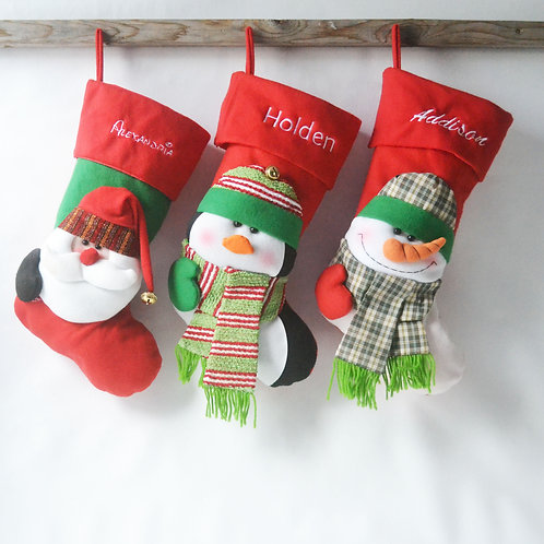 Character Stockings