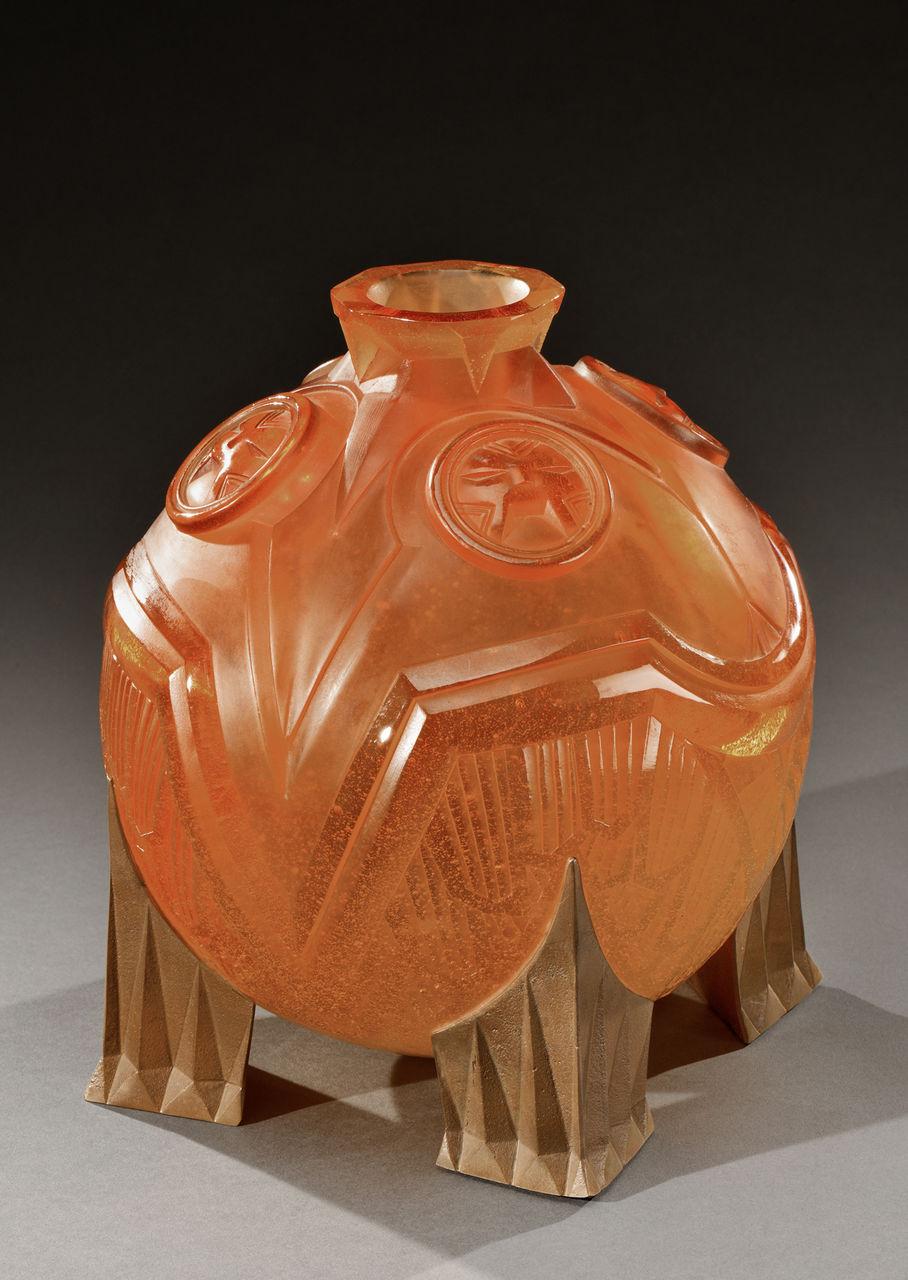 "Vase Salammbô ""Jour"", 1999-2000, Phi"