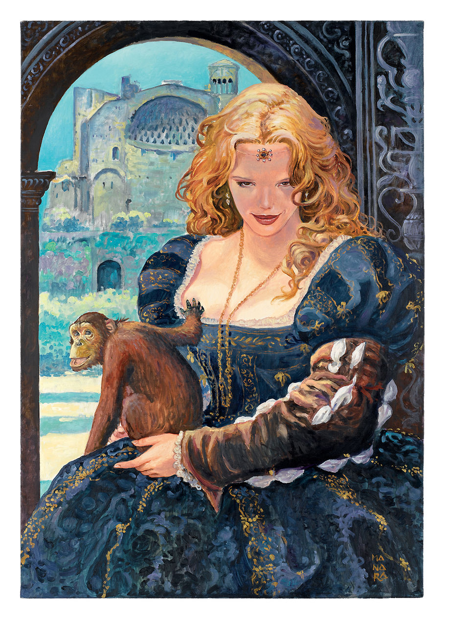 Milo Manara 9th Art Gallery Fr