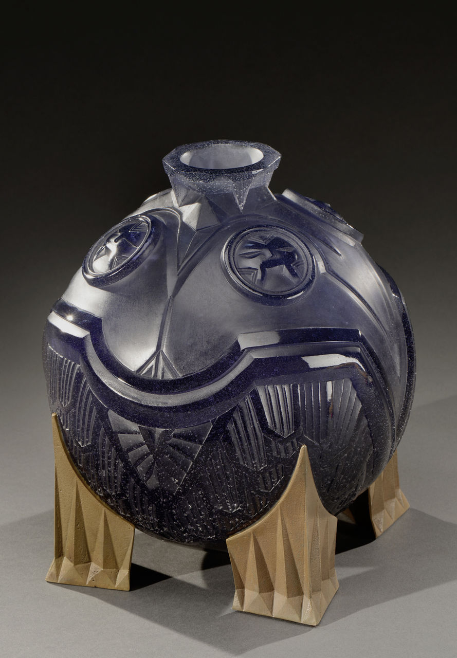"Vase Salammbô ""Nuit"", 1999-2000, Phi"