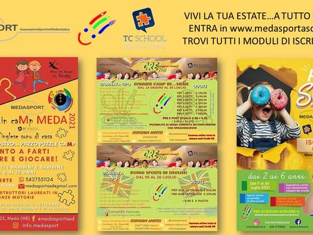 Visita www.medasportasd.com .....e scopri il camp che fa per te :)