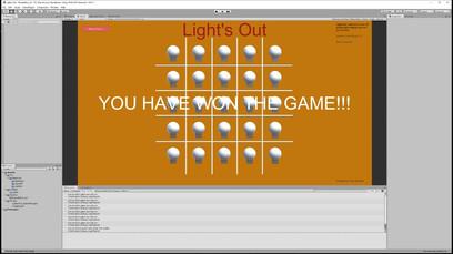 Lights out implementation Overveiw