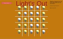 Lights Out - Eric Ranaldi