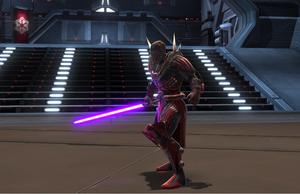 Ulfrick level 50 Sith Juggernaut