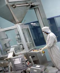 Oral Solid Dosage (OSD) Facility, Dust Containment