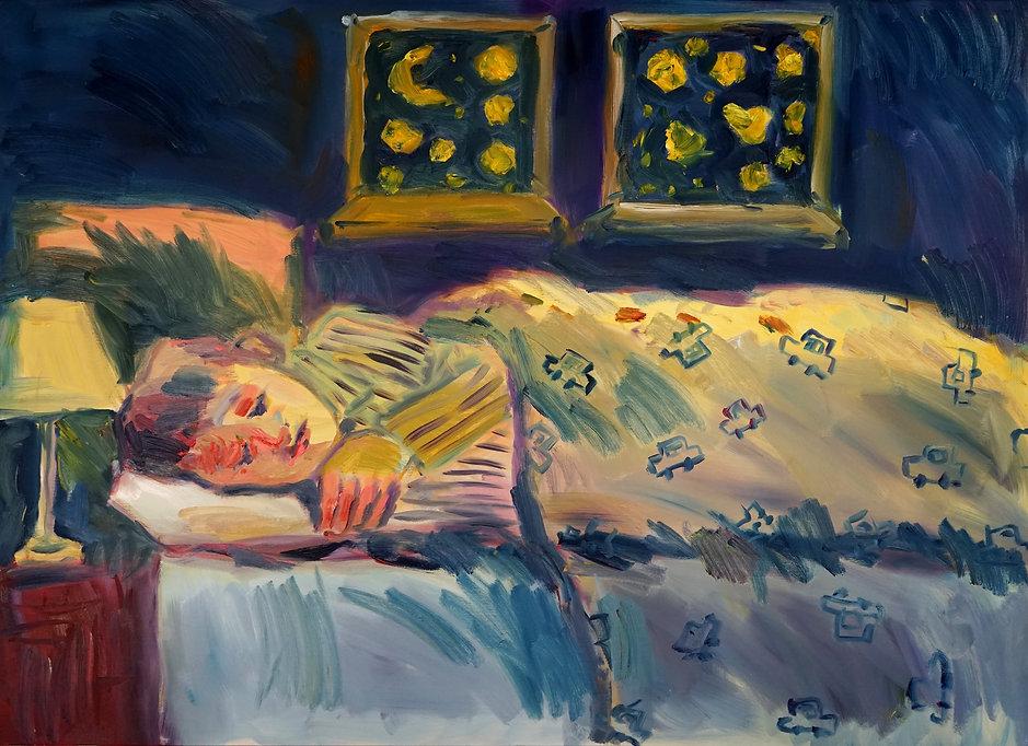 늦은 시간의 잠(late night sleep).JPG