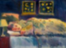 5 늦은 시간의 잠(late night sleep).J