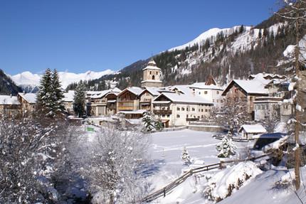 Bergün im Winter